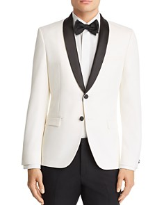 HUGO - Hugo Arti Satin-Lapel Slim Fit Tuxedo Jacket